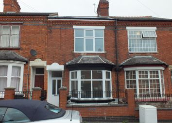 Thumbnail 5 bedroom terraced house for sale in Kimberley Road, Off Evington Road, Leicester