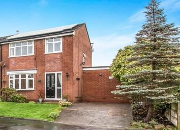Thumbnail 3 bed semi-detached house for sale in Canaan, Lowton, Warrington, Cheshire