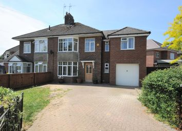 Thumbnail 4 bed semi-detached house for sale in Wharfdale Way, Bridgend, Stonehouse