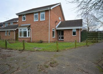 Thumbnail 4 bedroom detached house for sale in Copse Walk, Carlton Colville, Lowestoft