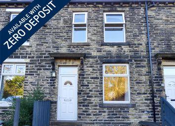 Thumbnail Terraced house to rent in Lister Ville, Wilsden, Bradford, West Yorkshire