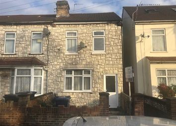 Thumbnail End terrace house for sale in Clarence Street, Southall, Middlesex