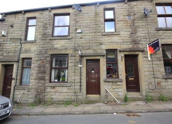 Thumbnail 2 bed terraced house for sale in Church Street, Whitworth, Rochdale, Lancashire