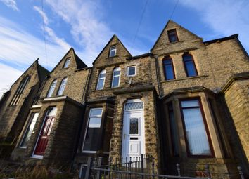 Thumbnail 4 bed terraced house to rent in Church Street, Moldgreen, Huddersfield