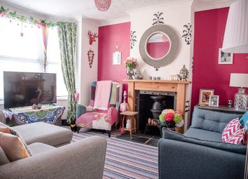 Thumbnail 3 bed terraced house for sale in Haylings Road, Leiston, Suffolk