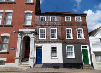 Thumbnail 3 bed terraced house for sale in St Margaret's Street, Rochester