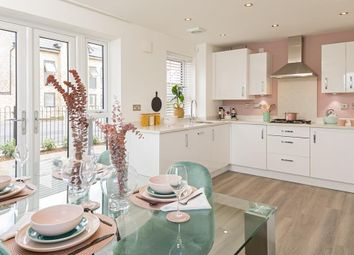 "Thumbnail 4 bed detached house for sale in ""Hesketh"" at Severn Acre Lea, Patchway, Bristol"