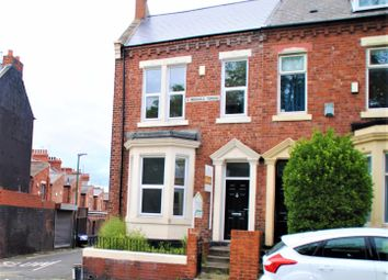 Thumbnail 3 bed end terrace house for sale in Mowbray Road, South Shields