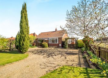 Thumbnail 3 bed detached bungalow for sale in Norwich Road, Aylsham, Norwich