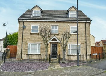 Thumbnail 5 bed detached house for sale in Richmond Road, Calne