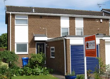 Thumbnail 2 bed end terrace house for sale in Ringwood Drive, Cramlington