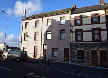 Thumbnail 1 bed flat to rent in Splott Road, Splott, Cardiff