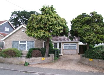 Thumbnail 2 bed detached bungalow for sale in Fairfield Road, Saxmundham