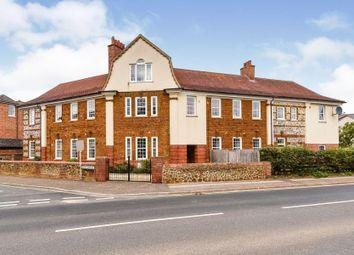 Thumbnail 2 bed flat for sale in 45 York Avenue, Hunstanton, Norfolk