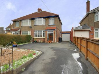 Thumbnail 3 bed semi-detached house for sale in Braunton Road, Barnstaple