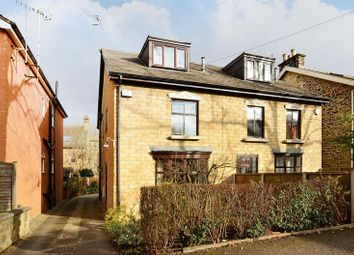 Thumbnail 4 bed semi-detached house for sale in Crescent Road, Nether Edge, Sheffield