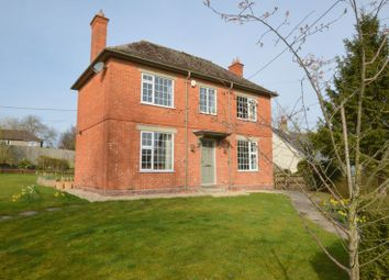 Thumbnail 3 bed detached house for sale in Pettridge Lane, Mere, Warminster