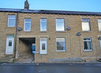 Thumbnail 2 bedroom end terrace house to rent in Leymoor Road, Longwood, Huddersfield