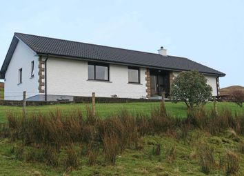 Thumbnail 4 bed detached bungalow for sale in Tigh Na Maidadh: 4 Beds, 1 En-Suite, No Neighbours, West Skye