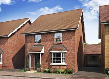 "Thumbnail 4 bed detached house for sale in ""Irving"" at Great Denham, Bedford"