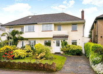 Thumbnail 3 bed semi-detached house for sale in Charmouth Road, St. Albans, Hertfordshire