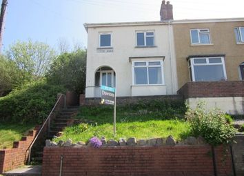 Thumbnail 3 bedroom end terrace house to rent in Lydford Avenue, St. Thomas, Swansea