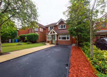 Thumbnail 4 bed detached house for sale in Turner Drive, Urmston, Trafford