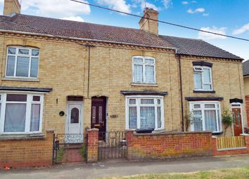 Thumbnail Terraced house for sale in Irchester Road, Wollaston, Northamptonshire