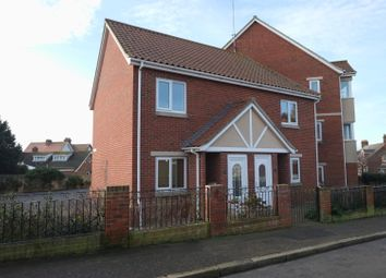 Thumbnail 2 bed flat for sale in 60 Cliff Road, Sheringham