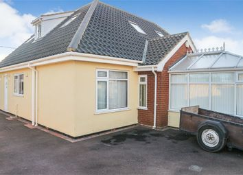 Thumbnail 4 bed detached bungalow for sale in Beach Close, Scratby, Great Yarmouth, Norfolk