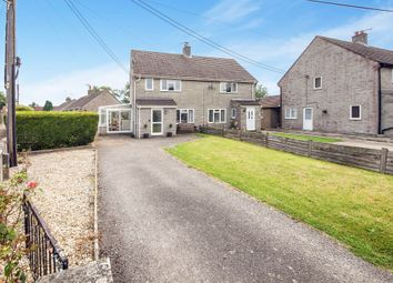 Thumbnail 3 bed semi-detached house for sale in Church Road, Sparkford, Yeovil