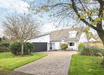 Thumbnail 3 bed detached house for sale in The Aspens, Cuddington, Northwich, Cheshire