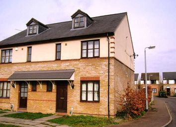 Thumbnail 4 bed property to rent in Arbury Road, Cambridge