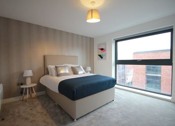 Thumbnail 2 bed flat to rent in Kettleworks, Pope Street, Jewellery Quarter