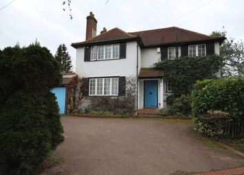 Thumbnail Land for sale in Newlands Avenue, Radlett, Hertfordshire