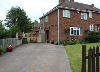 Thumbnail 3 bed semi-detached house for sale in Kingsway Crescent, Kilburn, Belper