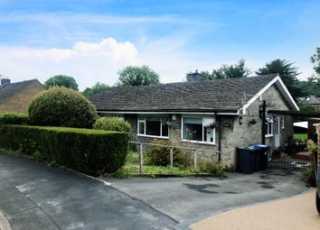 Thumbnail 2 bed bungalow to rent in Wyedale View, Bakewell