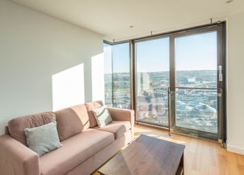 Thumbnail 2 bedroom flat for sale in City Lofts, St Pauls Square