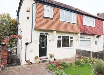 Thumbnail 3 bedroom semi-detached house for sale in Parvet Avenue, Droylsden, Manchester