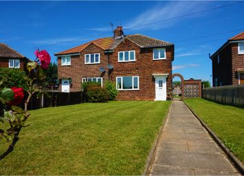 Thumbnail 3 bed semi-detached house for sale in Highgate, Goole