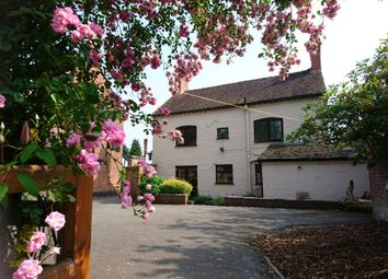 Thumbnail 3 bedroom detached house for sale in The Armoury, Shropshire Street, Market Drayton
