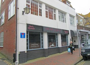 Thumbnail Restaurant/cafe to let in 25 - 27, High Street, Seaford