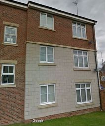 Thumbnail 2 bed flat to rent in Highfield Rise, Chester Le Street, Durham