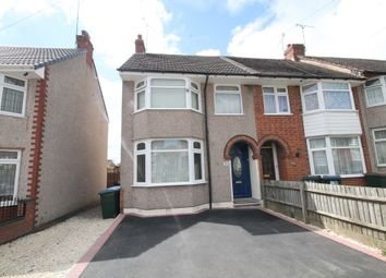 Thumbnail 3 bed end terrace house for sale in Duncroft Avenue, Coventry