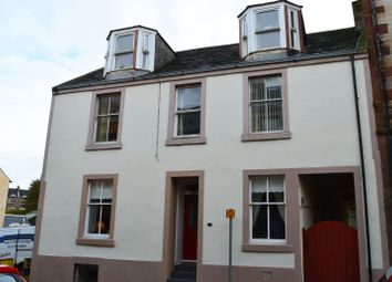 Thumbnail 2 bed maisonette for sale in 13, Bishop Street, Rothesay, Isle Of Bute