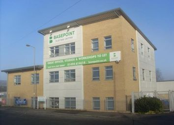 Thumbnail Serviced office to let in Office Suites, Basepoint Business Centre, Cressex Business Park, High Wycombe