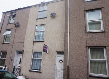 Thumbnail 3 bed terraced house for sale in Garnon Street, Caernarfon