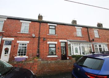 Thumbnail 2 bed terraced house for sale in Harperley Terrace, Fir Tree, Crook