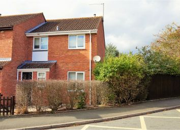 Thumbnail 3 bed end terrace house for sale in St. Albans Close, Worcester