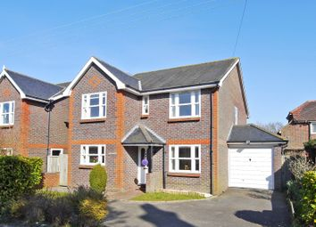 Thumbnail 4 bed detached house to rent in Station Road, Plumpton Green, Lewes